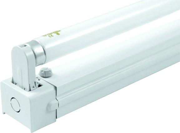 leuchtstoffröhre mit stecker