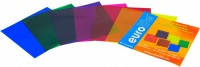 EUROLITE Color-Foil Set 19x19cm, six colors